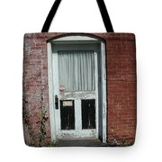 Secure Tote Bag