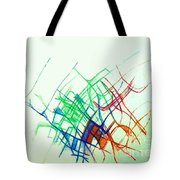 Securely Stepping Forward 1 Tote Bag