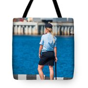 Security Tote Bag