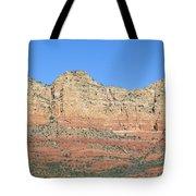 Sedona  Arizona  Mountain  Four Tote Bag