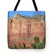 Sedona  Arizona  Mountain  Two Tote Bag