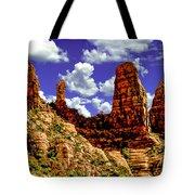 Sedona Arizona Red Rock Secret Mountain Wilderness Tote Bag