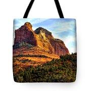 Sedona Arizona V Tote Bag