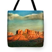 Sedona Evening Tote Bag