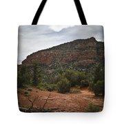 Sedona Landscape No. 2 Tote Bag by David Gordon