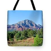 Sedona Mountains 15 Tote Bag