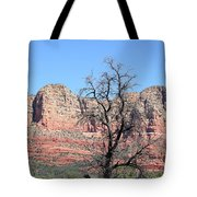 Sedona Red Rocks Tote Bag