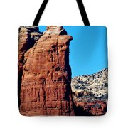 Sedona Rock Formation 030515a Tote Bag