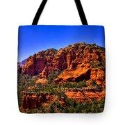 Sedona Rock Formations IIi Tote Bag
