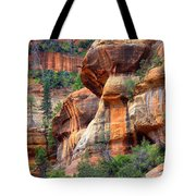 Sedona Stripes Tote Bag