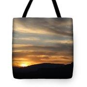 Sedona Sunset May 27 2013 G Tote Bag