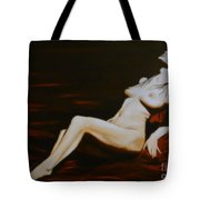 Seduction Tote Bag by Elena  Constantinescu
