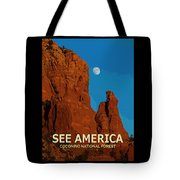 See America - Coconino National Forest Tote Bag