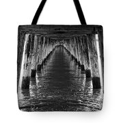 See Forever From Here Tote Bag