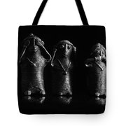 See No Evil Hear No Evi Speak No Evil 2 Tote Bag