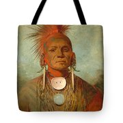 See Non Ty A An Iowa Medicine Man Tote Bag