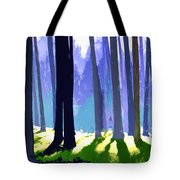 See The Forest For The Trees Tote Bag