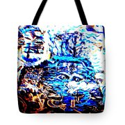 See The Sea Trolls Diving Deep Down Where They Can't Be Seen Anymore  Tote Bag