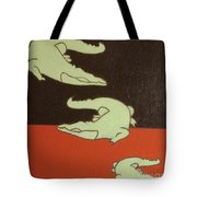 See You Later Alligator... Tote Bag