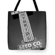 Seed Company Sign 1.1 Tote Bag