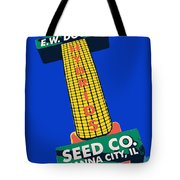 Seed Company Sign 1.3 Tote Bag