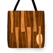 Seed Of Learning No. 1 Tote Bag by Carol Leigh