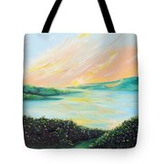 Seeded Spirit Tote Bag by Meaghan Troup