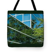 Seeing Double Tote Bag