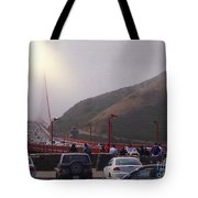 Seeing The Golden Gate Tote Bag