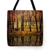 Seeing You Again Tote Bag