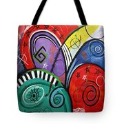 Seek The Kingdom Of God Tote Bag