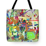 Seeker Being Sought 1e Tote Bag