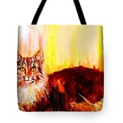 Seeker Of The Unknown Tote Bag