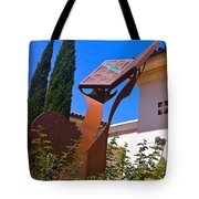 Seeking Knowledge Tote Bag