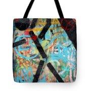 Seeking Peace Tote Bag