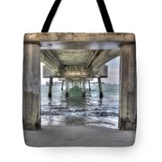 Seeking Shelter From The Sun Tote Bag