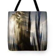 Seeking The Light Tote Bag
