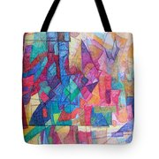 Seeking The Path To The Next World 1 Tote Bag