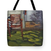 Seen Better Days - Art By Bill Tomsa Tote Bag