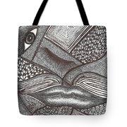 Seen Tote Bag