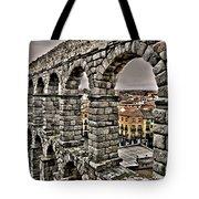 Segovia Aqueduct - Spain Tote Bag