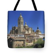 Segovia Spain Tote Bag