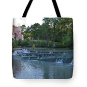 Seguin Tx 02 Tote Bag by Shawn Marlow