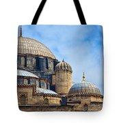 Sehzade Mosque 02 Tote Bag