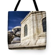 Sehzade Mosque Istanbul Tote Bag