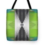 Seismic Rug Tote Bag