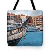 Sekalla Marina Egypt Tote Bag