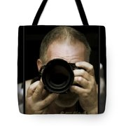 Self - Portrait 3 Tote Bag
