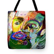 This One Acquired Wisdom 15 Tote Bag