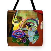 This One Acquired Wisdom 16 Tote Bag